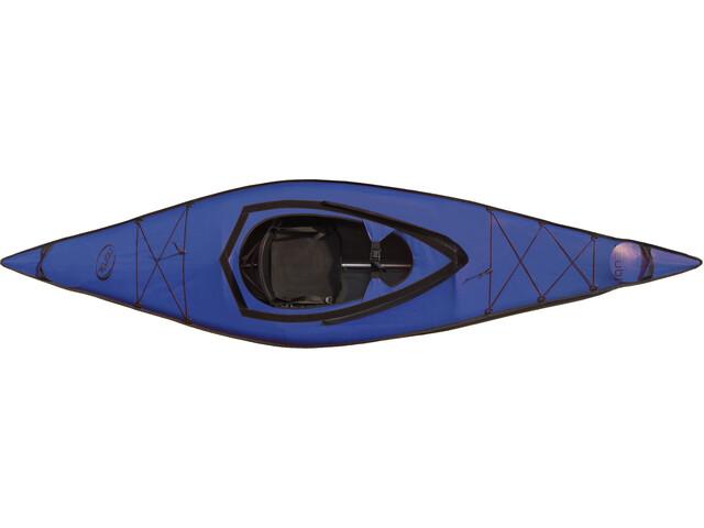 nortik scubi 1 Kayak Complete set, blue/black